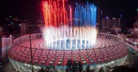 أوكرانيا تختتم بطولة اليورو 2012 بمباراة شيقة واحتفالات
