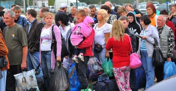 أوكرانيا برس   الأمم المتحدة: تشريد 1.6 مليون شخص منذ بدء الصراع في أوكرانيا