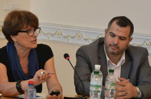 عرادة: ممثلو وزارتي الداخلية والتعليم وعدوا بدراسة إعفاء الطلاب السوريين مؤقتا من الأقساط